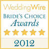 WeddingWire - Bride's Choice Awards 2012