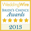 WeddingWire - Bride's Choice Awards 2013