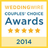WeddingWire - Couples' Choice Awards 2014